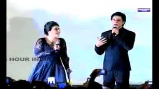 Shahrukh Khan dances on Doli Saja ke Rakhna