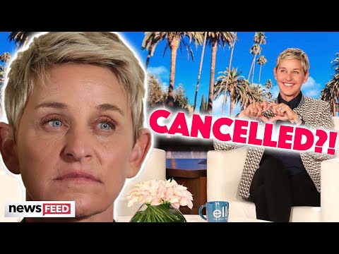 Is Ellen DeGeneres' Show CANCELLED After Rude & Mean Behavior Surfaces?
