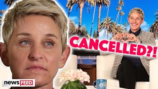 Is Ellen DeGeneres' Show CANCELLED After Rude & Mean Behavior Surfaces?