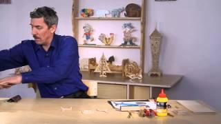 «Ручная работа». Игрушечная мебель из фанеры (28.05.2015)(, 2015-05-29T09:29:34.000Z)