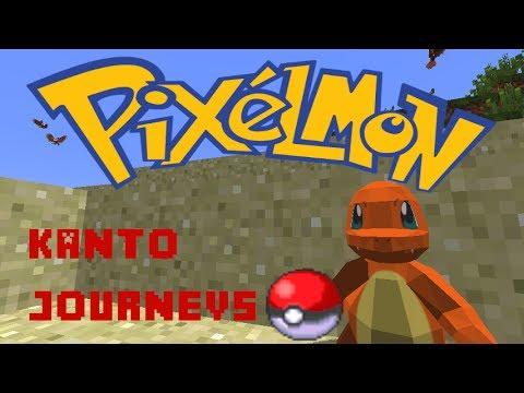 Pixelmon kanto journeys episode 1 charmander i choose you - Pixelmon ep 1 charmander ...