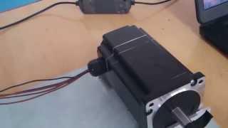 Operatör Panel, PLC ile Step Motor Kontrolü (Coşkunöz Eğitim Vakfı)otomasyon,makine