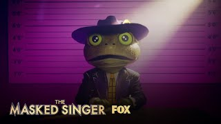 The Clues: Frog | Season 3 Ep. 14 | THE MASKED SINGER