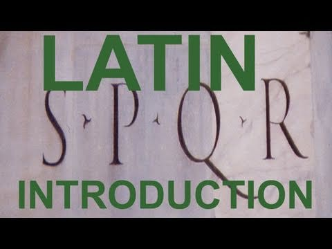 Do you want to learn Classical Latin? Why not try this unique, free online immersion course?