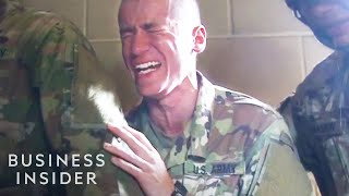 Why Army Recruits Train Inside A Tear Gas Chamber In Boot Camp