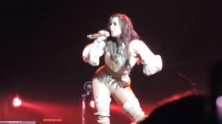 Demi Lovato Body Say San Antonio