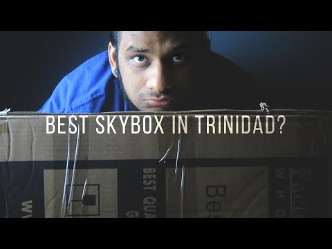 Tropical Express // The Best Skybox in Trinidad?