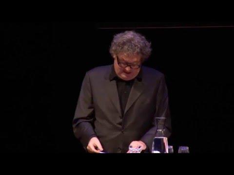 Henkjan Honing over de relatie tussen muziek en taal | Onze Taal-congres 'Klinkend Nederlands'