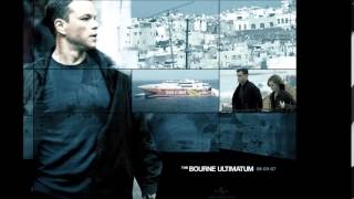 The Bourne Ultimatum Theme [Extreme Ways]