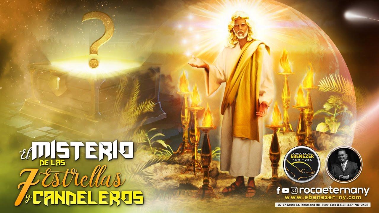 El Misterios De Las 7 Estrellas & Candeleros (Apostol