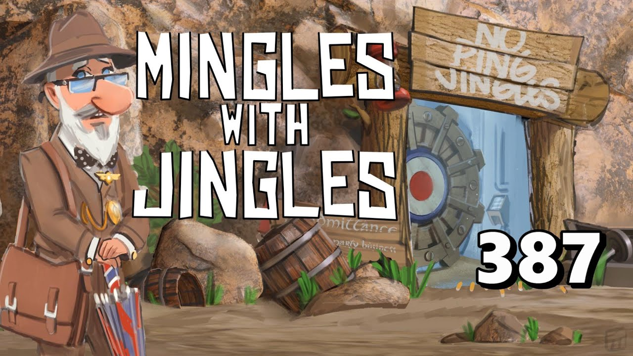 Mingles with Jingles Episode 387