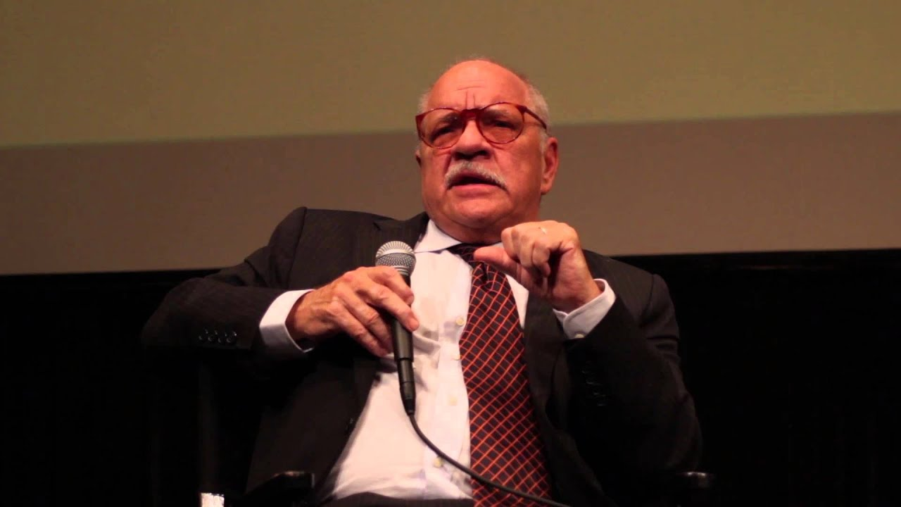 "Paul Schrader Q&A: ""The Canyons"" World Premiere"