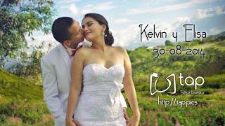 TapPics: Boda de Kelvin y Elisa