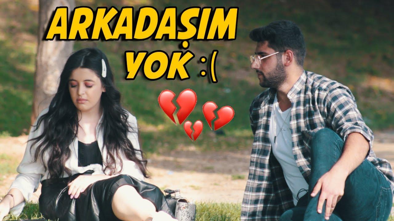 HİÇ ARKADAŞIM YOK ! KADINLARA ÖN YARGI DENEYİ ft. @Eren Kıştan