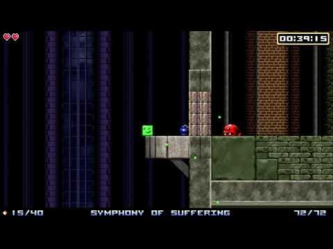 Super Life of Pixel: Sega Saturn Level 1