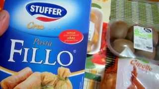 Италия. Покупка продуктов. Цены.