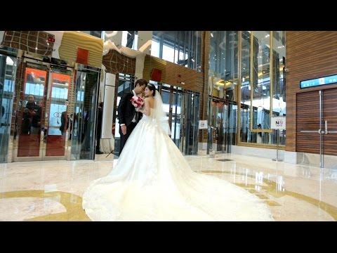 [台北大直典華婚宴會館]每看必哭的超溫馨感人婚禮