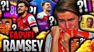 KORTET som gjorde meg MEST FØLSOM på FIFA 19 😭🌹 **FARVEL til AARON RAMSEY**