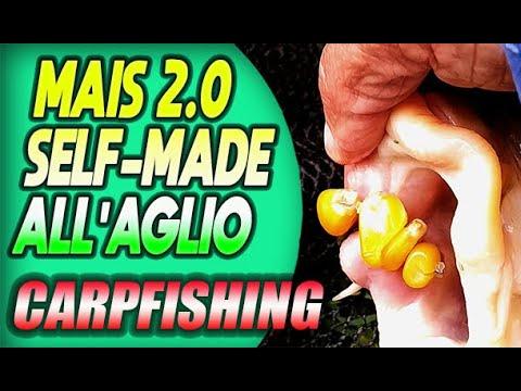 MAIS Carpfishing Self-Made ALL'AGLIO ★ Fai Da Te ★ Canale Emiliano Romagnolo ★ Santerno