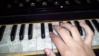 Humein Tumse Pyar Kitna On Harmonium