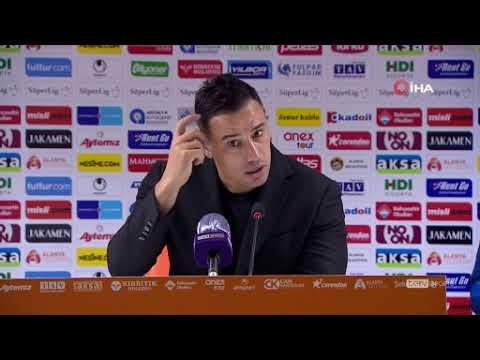 Çağdaş Atan, galibiyete rağmen yaşadıkları sıkıntıları anlattı! | Alanyaspor - Beşiktaş : 2-1