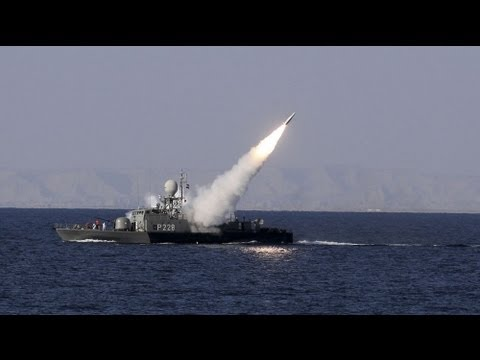 Iran raises tension