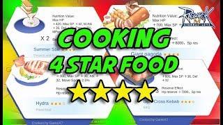 Cooking 4 Star Food - Ragnarok M Eternal Love