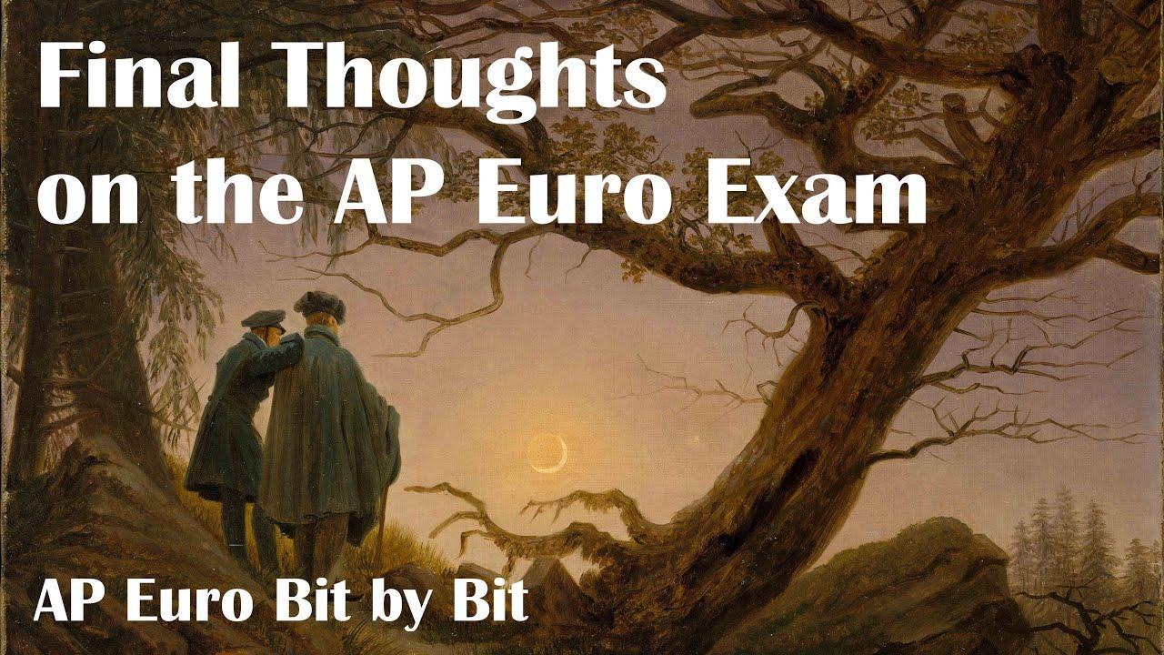 Ap euro french revolution essays