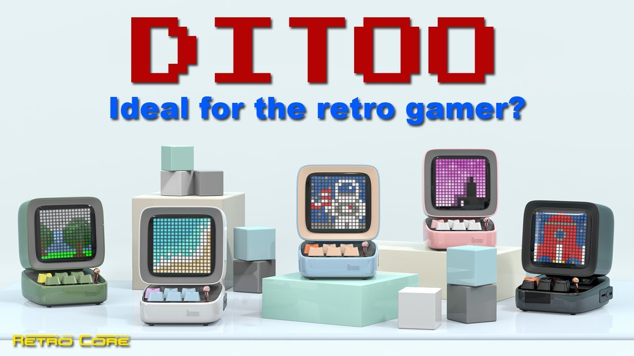 Ditoo - Something for the Retro Gamer?