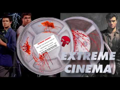 Extreme Cinema Show 104 Mark Goldblatt: Kill This Guy, Would You?