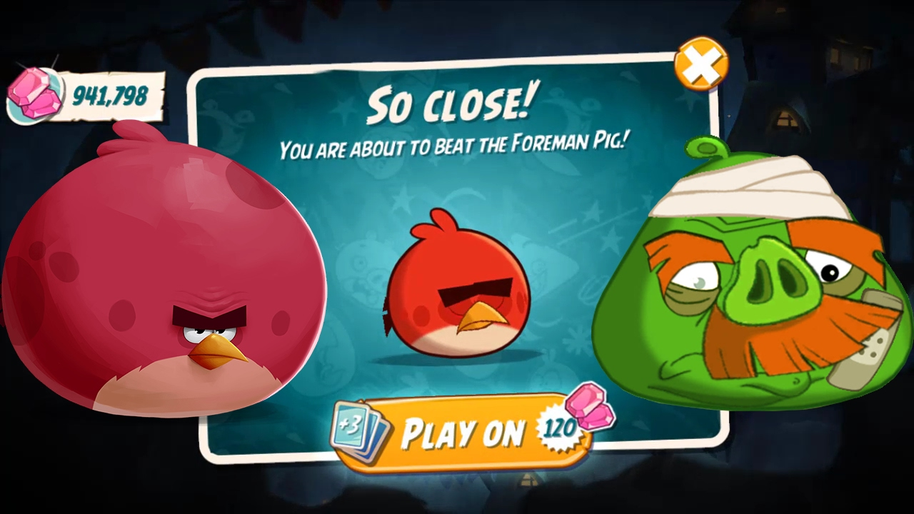 Angry Birds 2 Pig City Steakholm
