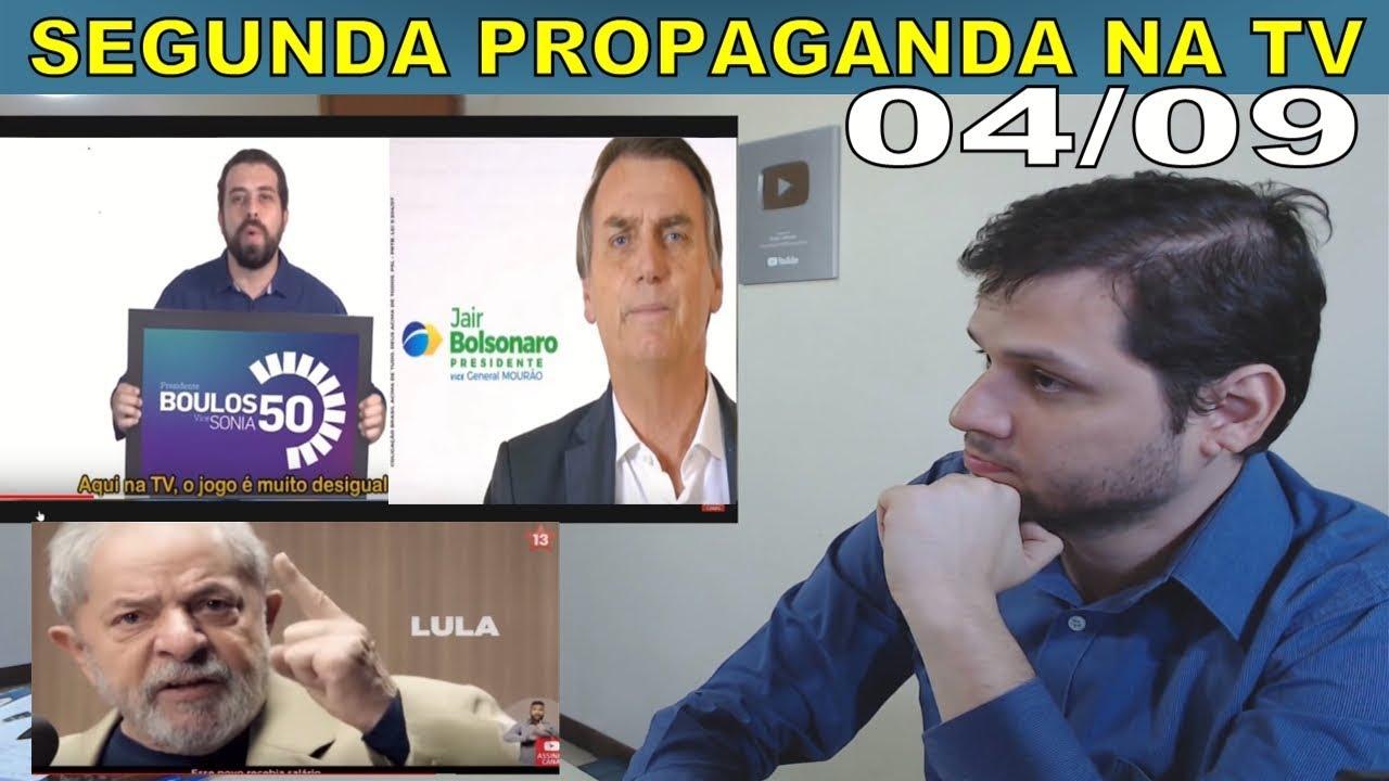 Análise: 2ª propaganda eleitoral 2018 - Bolsonaro, Alckmin, Marina, Ciro,