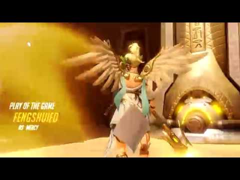 Valkyrie POTG, 'tis why I'm never allowed on Mercy.