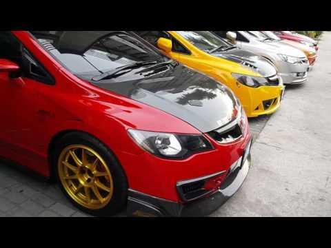 FDclub malaysia  Velocity Motorshow 2016