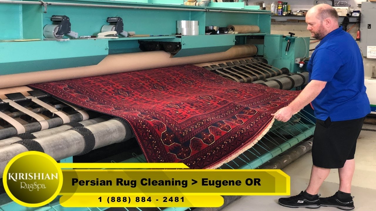 Persian Rug Cleaning Eugene OR (888