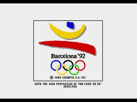 Mega Drive Longplay [369] Olympic Gold: Barcelona ´92