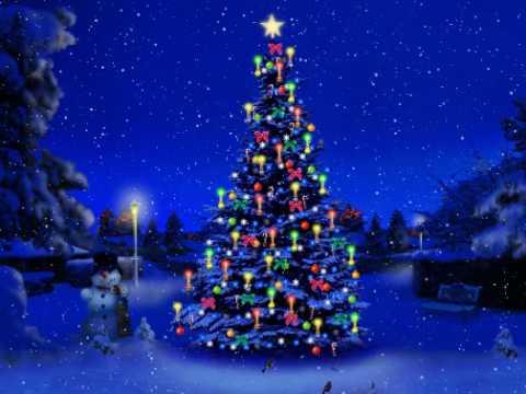 Free Animated Desktop Wallpaper Like Snow Falling On Background My 3d Christmas Tree Sapins De Noel 2 Youtube