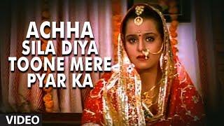 Download lagu Achha Sila Diya Toone Mere Pyar Ka | Bewafa Sanam | Krishan Kumar, Shilpa Shirodkar