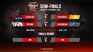 Taiwan Excellence eSport Cup Thailand | Semi-Finals & Grand Finals Day  : 2