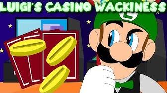 Luigi's Casino Wackiness