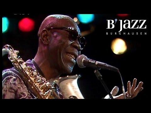 Manu Dibango - Jazzwoche Burghausen 1994