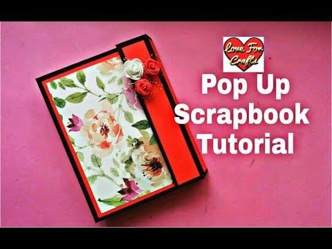 pop---up-scrapbook-tutorial-|-how-to-make-pop-up-book-|-birthday-gift-idea