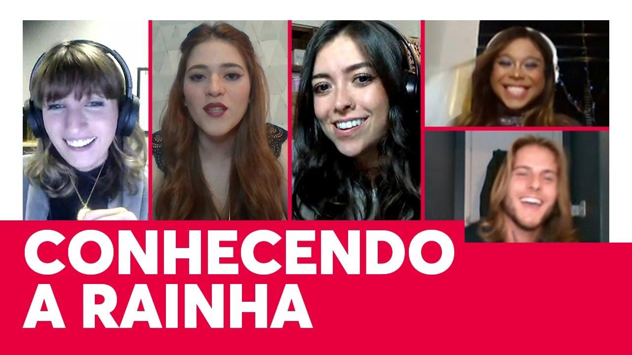 Notícias - Thalita e Gabie do DD11 contam como CONHECERAM IVETE! #IveteEmCasa | Humor Multishow - online