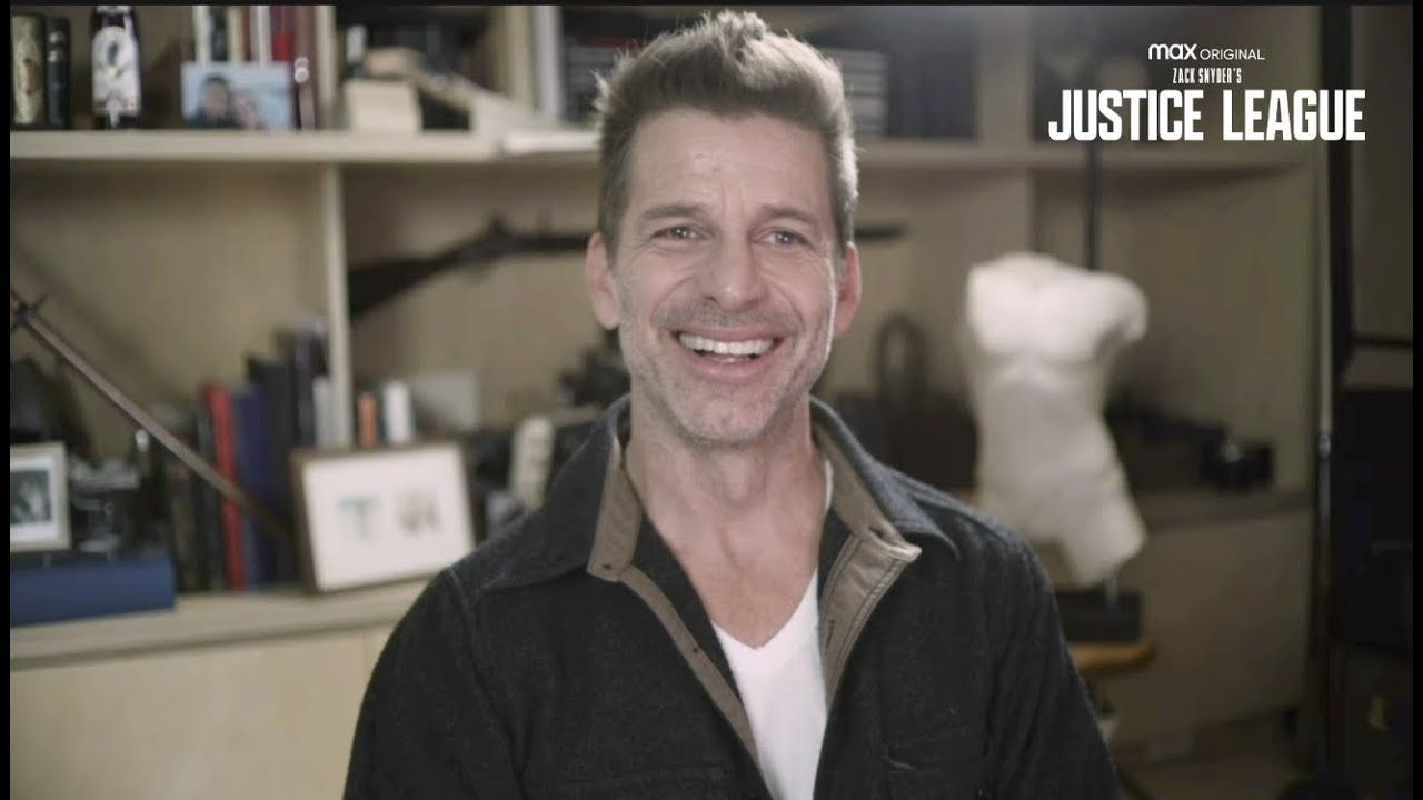 ZACK SNYDER'S JUSTICE LEAGUE Interview - Snyder on aspect ratios, opening credits, Man of Steel, BvS - FOX 5 Washington DC