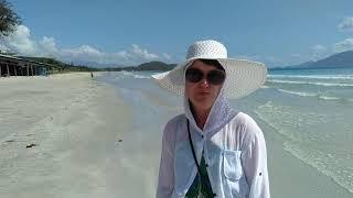 Пляж Док Лет (Зоклет). Нячанг