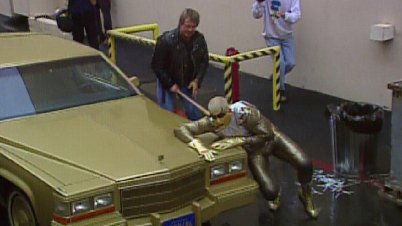 "Rowdy"" Roddy Piper vs. Goldust: WrestleMania XII, March 31, 1996 - YouTube"