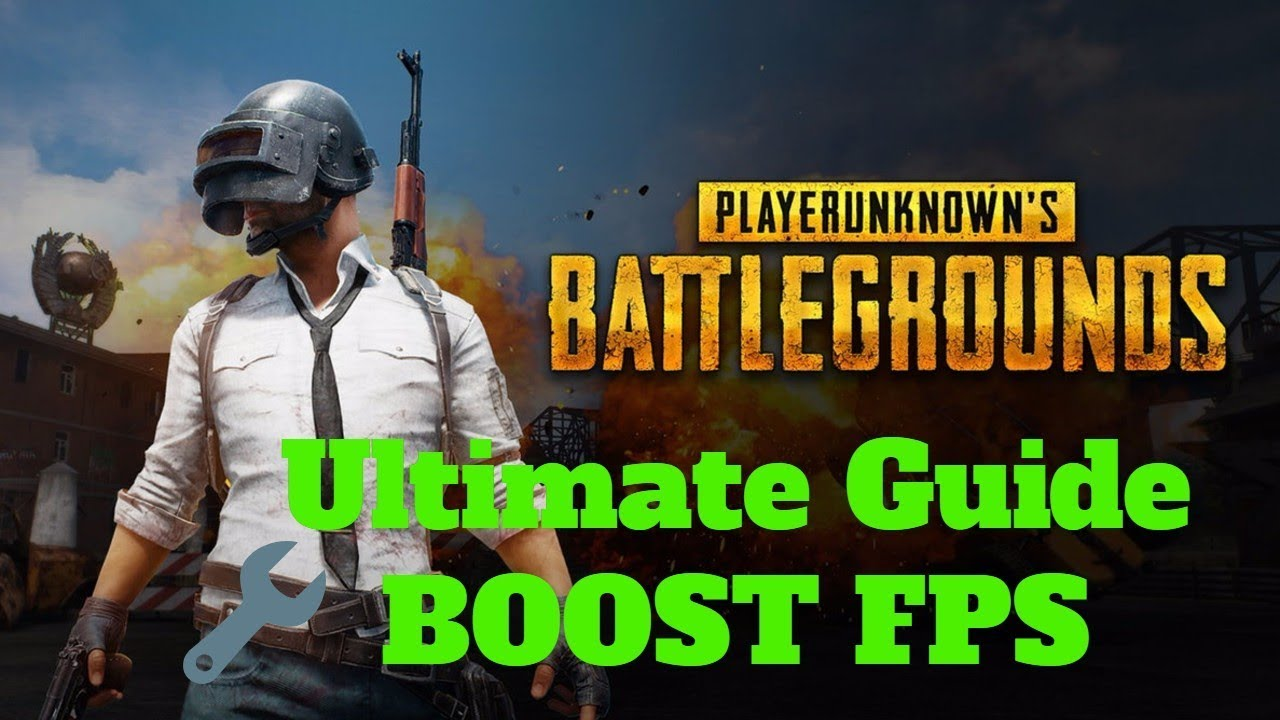 How To Improve In Pubg: How To Improve Your FPS In Player Unk