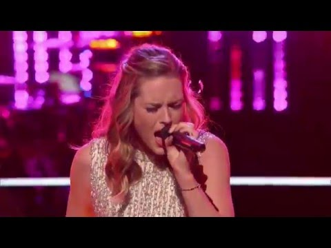 "The Voice 2016 Hannah Huston  ""House of the Rising Sun"""