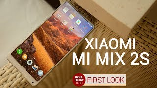 Xiaomi Mi Mix 2S first look and quick review