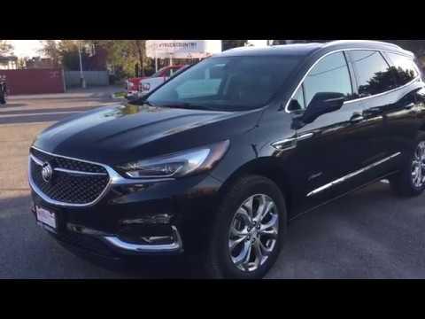 2018 Buick Enclave Avenir Surround View Camera Handsfree Liftgate